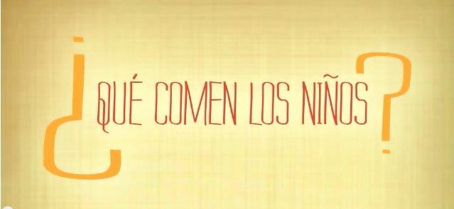 QUE_COMEN_LOS_NI_OS_