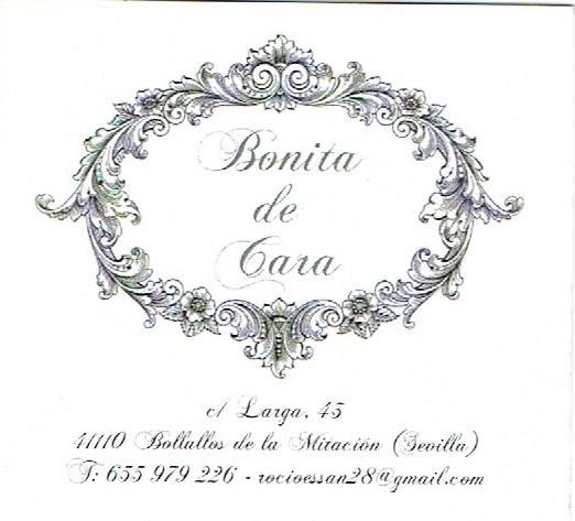 ROPA BONITA DE CARA