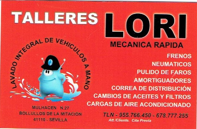 TALLERES LORI
